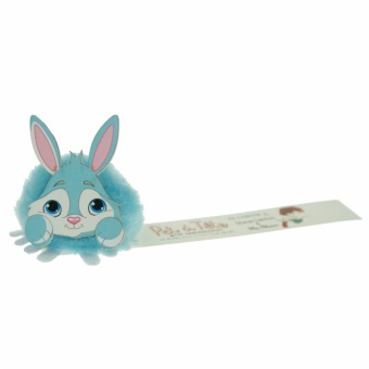 AB2 Blue Easter Rabbit