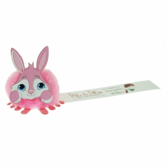 AB2 Pink Easter Rabbit